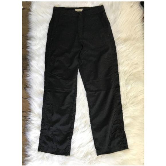 eade044f38 Royal Robbins Pants | Black Sz4 Hiking Fishing Nylon | Poshmark